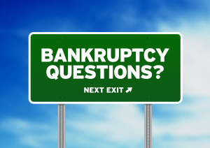 Bankruptcy with divorce agreement in Las Vegas or Henderson NV can create many questions.